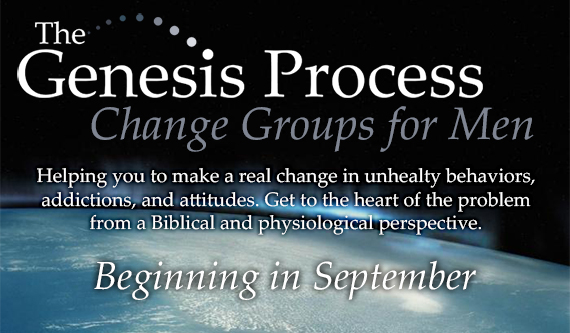Genesis Process Change Group for Men
