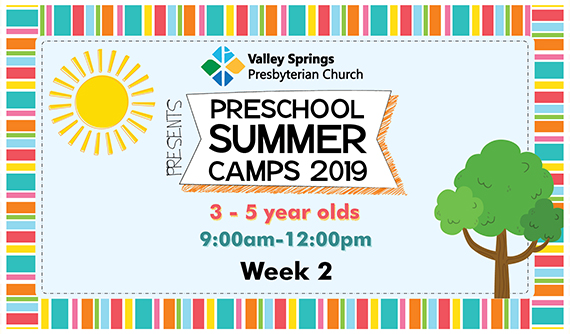 2019 PSC Week 2: July 29th-August 2nd