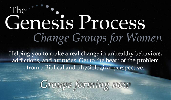 Genesis Process Change Groups for Women