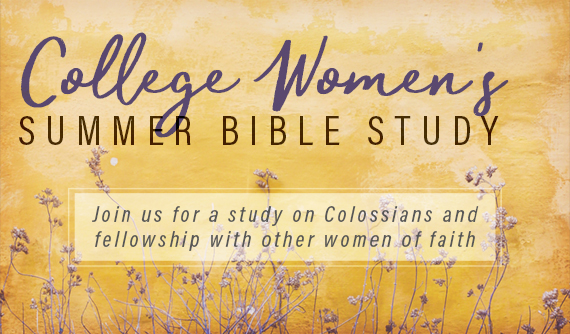 College Women's Bible Study